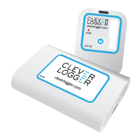 CleverLogger Wireless Temperature Logger for vaccine Fridges